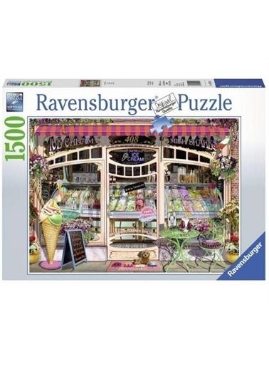 Ravensburger Ravensburger 1500 Parça Puzzle Ice Cream Shop Renkli